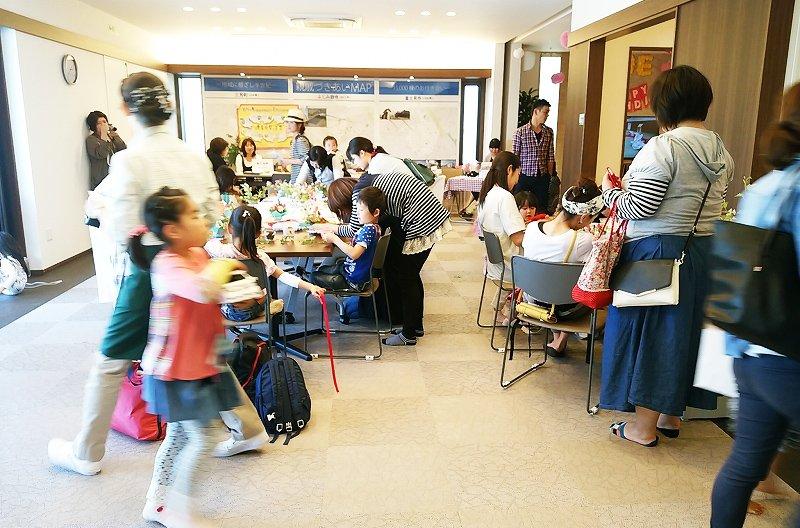 子ども向けの手づくり教室