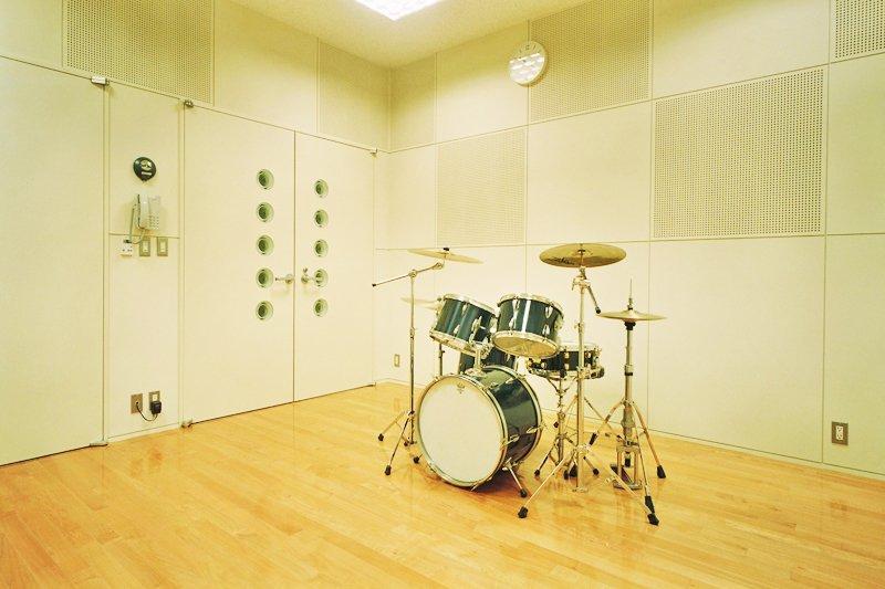 スタジオ設備の充実度も高い