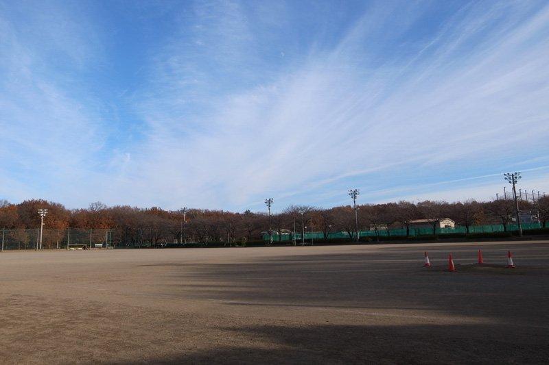 「三芳町立総合運動公園」