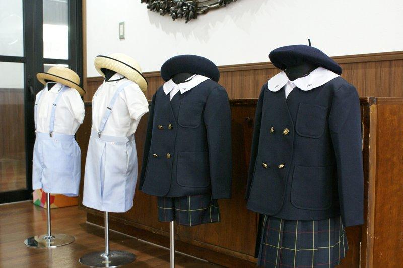 ひかり幼稚園の制服