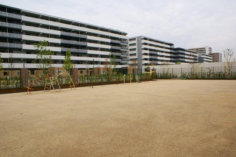 ひかり幼稚園 園庭