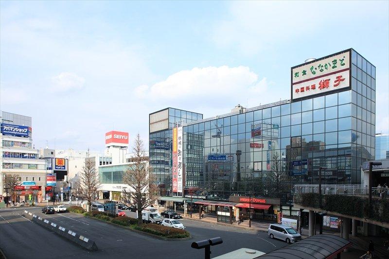 「所沢」駅西口の開発も企画中