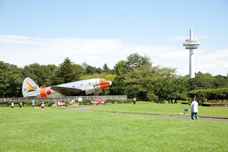 「所沢航空記念公園」