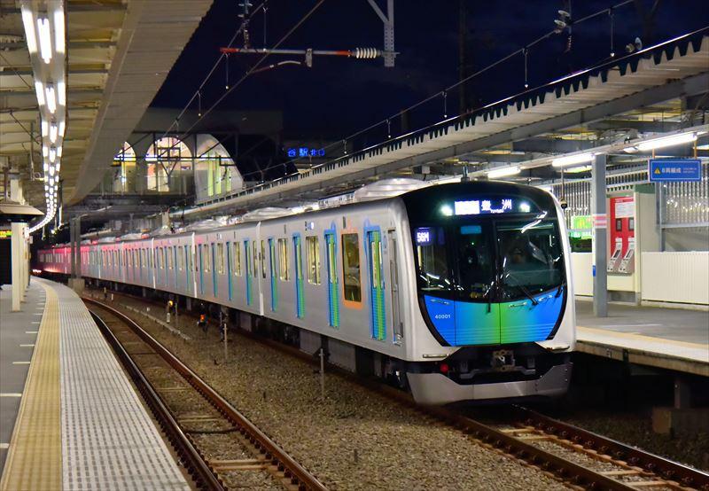 「S-TRAIN」(提供:西武鉄道)