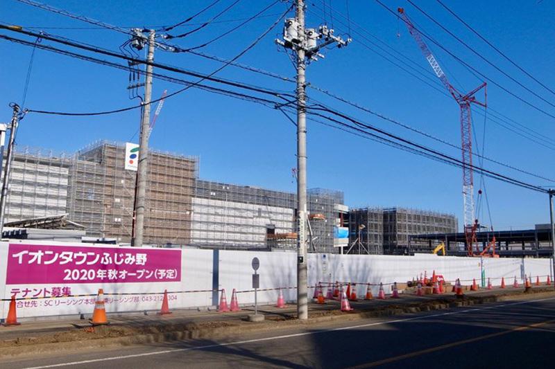 イオンタウンふじみ野を含む上福岡エリアの再開発情報はこちら