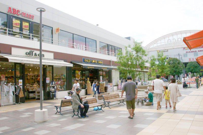「ふじみ野」駅近くに広がるアウトレットモール「ソヨカふじみ野」