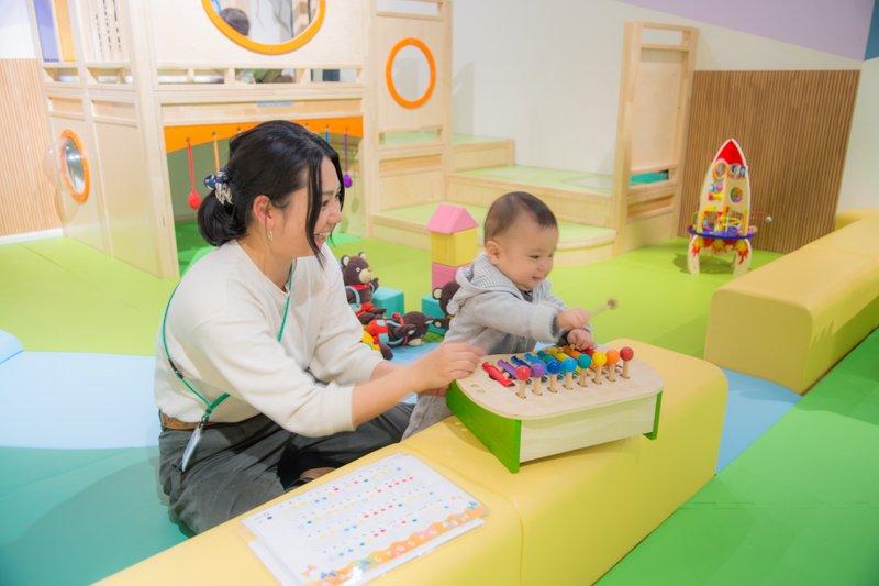 さまざまな玩具で子どもの創造力を育む