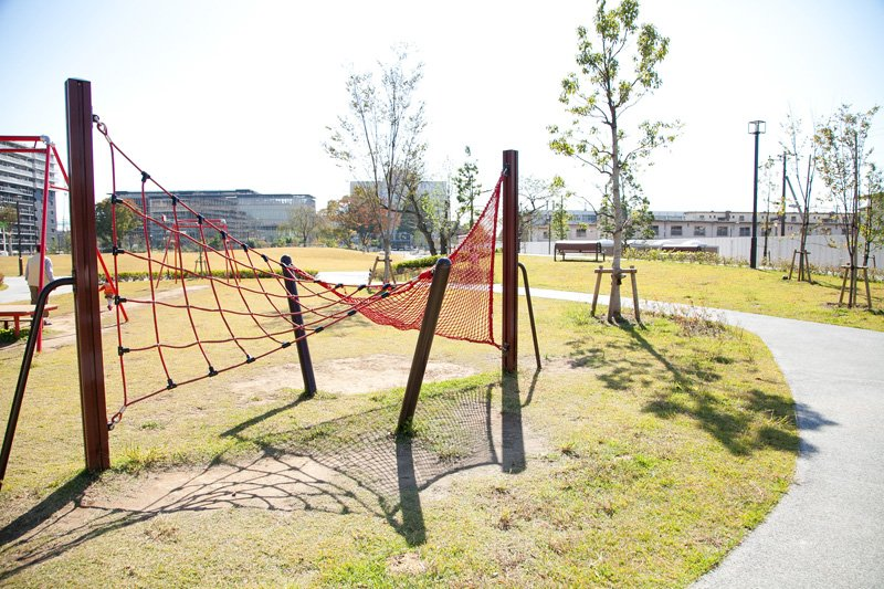 「松原団地記念公園」
