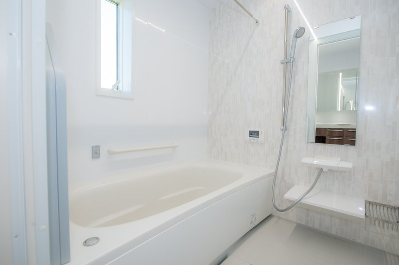 浴室内の様子(パナソニックオフローラ)