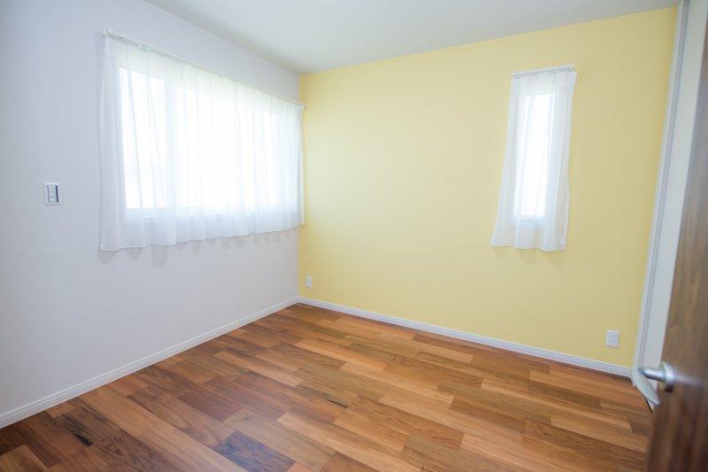 アレンジ可能な洋室