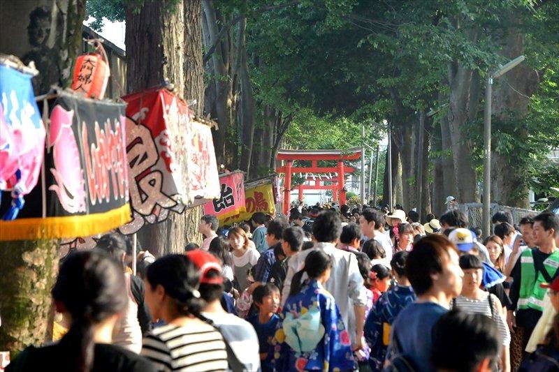 大門八坂神社祭礼