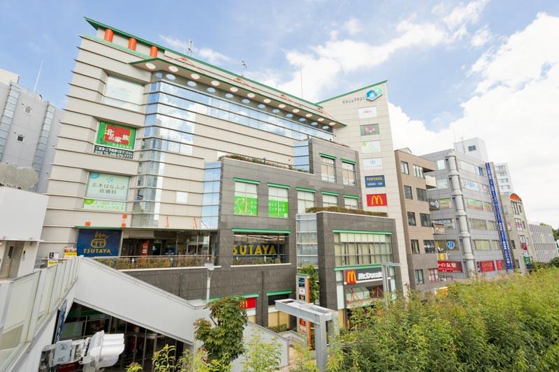 東上線沿線有数のショッピングタウン、先進的な教育環境も魅力の志木市本町を知る