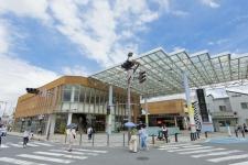 複数の大規模公園や行政・公共施設が集まる、朝霞市本町を知る
