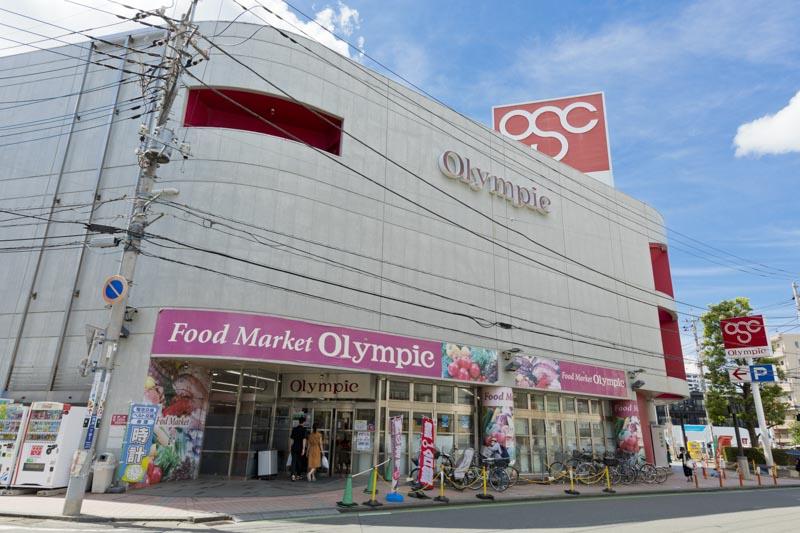 オリンピック 朝霞台店