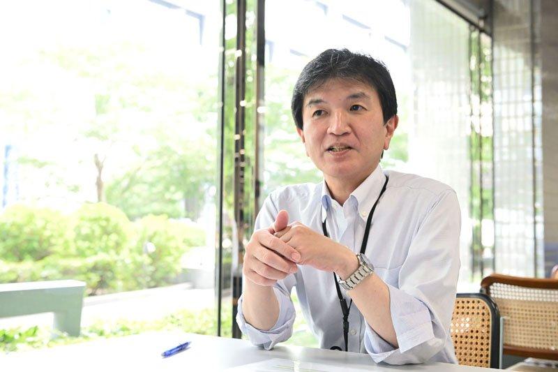 株式会社西武プロパティーズ 開発事業部課長 川上昇司さん