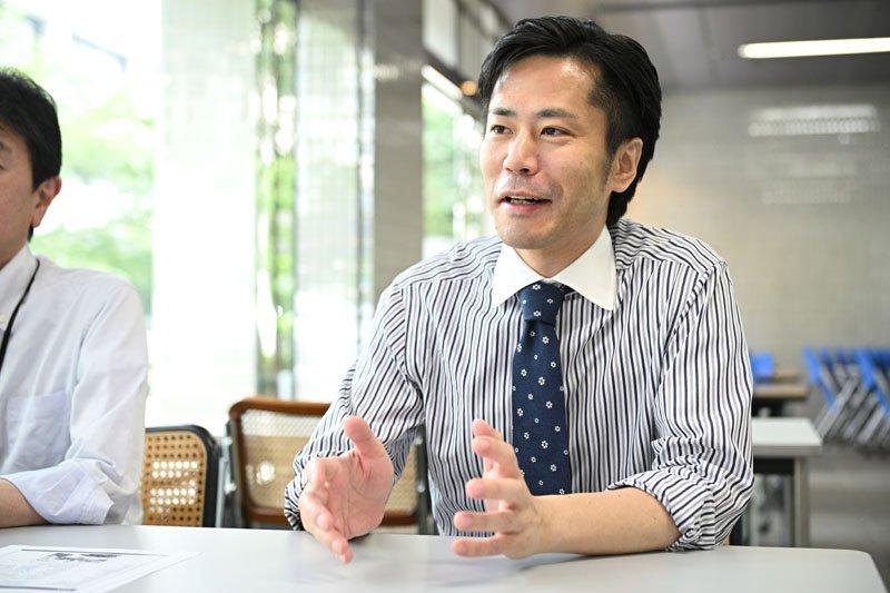 住商アーバン開発株式会社 「グランエミオ所沢」総括支配人 西森敦史さん